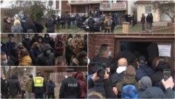 Protest u Gračanici