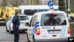 Belçikada terror hücumu