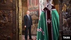 რუსეთის პრეზიდენტი და პატრიარქი უკრაინის ეკლესიისთვის ავტოკეფალიის მინიჭების წინააღმდეგ ერთიანი ძალებით იბრძვიან