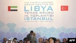 Libya Temas Grubu Çalışmalarını Sürdürüyor