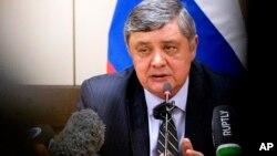 Специальный представитель президента РФ по Афганистану Замир Кабулов (архивное фото)