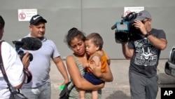 US immigration children