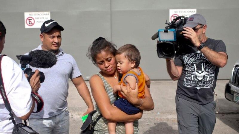 امریکی سرحد پر غیر قانونی تارکینِ وطن سے الگ کیے گئے 545 بچوں کے والدین کی تلاش
