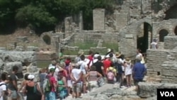 Albania: Butrint archeological site