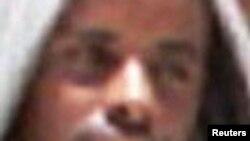 Une photo d'Ahmed Abdi aw-Mohamed Ahmed Godane, ancien responsable suprême des islamistes somaliens shebab, tué dans un raid aérien américain en Somalie, le 5 eptembre 2014. Photo non datée du Pentagone.