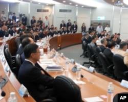 台湾驻外使节聚集台北出席会议