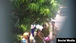 Chính quyền lập chốt chặn các ngỏ vào Quang Minh Tự, từ ngày 10/6/2017, Facebook Phật giáo Hòa Hảo Thuần Túy