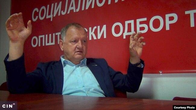 """Dragutin Škrebić, bivši poslanik NSRS-a, kaže da je njegov postupak zakonski i moralno čist kao suza: """"Apsolutno! Da dignem glavu kao ovan i pogledam svakom u oči u odnosu na druge koji to ne mogu"""". (Foto: CIN)"""