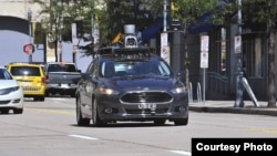Uber is set to launch self-driving cars in Pittsburgh in the coming weeks. (Uber)