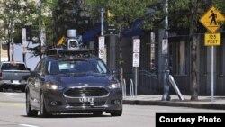 Uber has begun testing self-driving cars in Pittsburgh. (Uber)