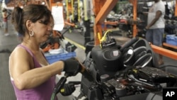 通用汽車公司和工人聯合會達成新合同