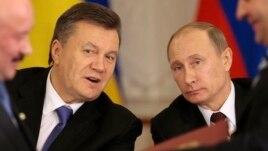 Përpjekje e guximshme e Putinit për të influencuar Ukrainën