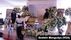 Genius Kandungure burial