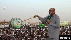 عومهر حهسهن ئهلبهشیر سهرۆکی سودان