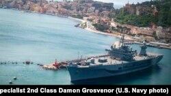 Корабель США USS Mount Whitney візьме участь в навчаннях