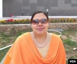 নাজমা আরা বেগম পপি
