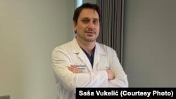 Kardiolog dr Saša Vukelić, bolnica Montefjori, Bronks, Njujork