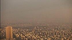 آلودگی هوای تهران همچنان در هشدار