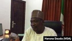 Mataimakin Gwamnan Borno, Alhaji Usman Mamman Durkuwa