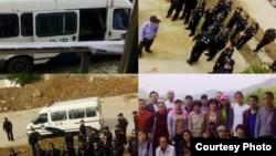苏州警方抓捕大批前往祭奠林昭的公民(网络图片)