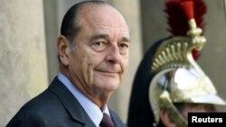 Жак Ширак (архивное фото)