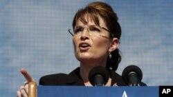Сара Пејлин – претседателски кандидат во 2012 година?