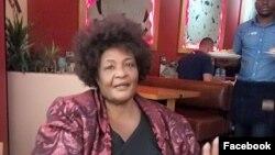 UNkosikazi Dorothy Bhebhe.