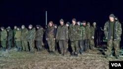 تبادلۀ اسرای جنگ اوکراین
