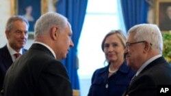 以色列和巴勒斯坦直接和谈