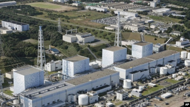 The Fukushima nuclear plant in Fukushima prefecture in northeastern Japan (2008 file photo)