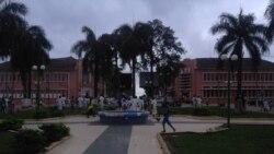 Desmaios provocam manifestação no Uíge - 1:30