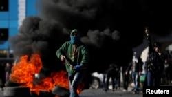 Протест на Західному Березі