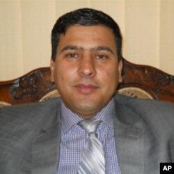 آروین طاهری رییس معارف هرات