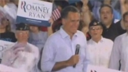 Romney Attempts Campaign Reset