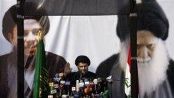 مطبوعات: بازگشت مقتدا صدر به عراق برای آمريکا چه معنايی دارد؟