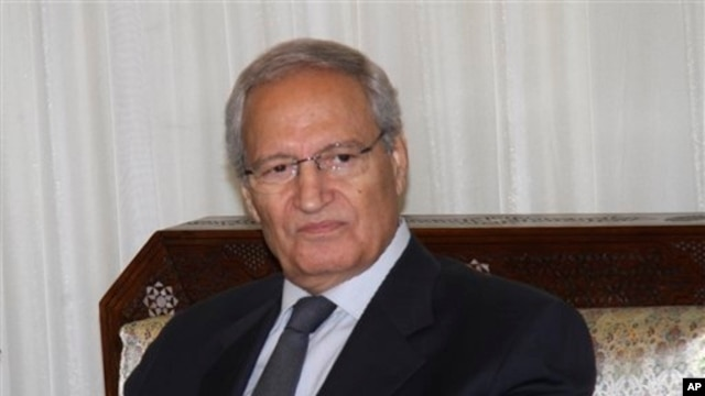 Syrian Vice President Farouk al-Sharaa is one of the names being mentioned as a possible successor to President Bashar al-Assad.