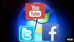 美國社交網絡公司聯手應對恐怖宣傳。