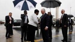Ministra dos negocios estrangeiros queniano esteve em Angola - 2:05