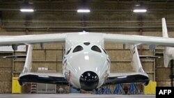 """SpaceShip 2 kompanije """"Virdžin Galaktik"""" će za manje od godinu dana početi suborbitalne komercijalne letove"""