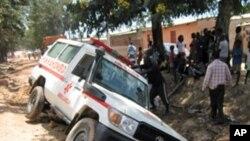 Malanje: más estradas condicionam campanha de vacinação contra a polio