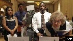 Bộ Lao động Hoa Kỳ cho hay tỷ lệ thất nghiệp vẫn ở mức khá cao, 9,6% trong tháng thứ ba liên tiếp