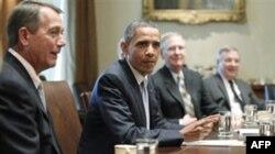 Prezident Obama respublikachilar davrasida... Murosa qilinarmikan?