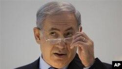 سهرۆک وهزیرانی ئیسرائیل بنیامین ناتانیاهو، (ئهرشیفی وێنه)