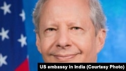 Kenneth Juster, US envoy to India