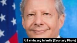 بھارت میں امریکہ کے سفیر کینتھ جسٹر