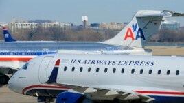 US Airways Express avioni