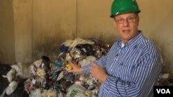 미 업체, 쓰레기 더미서 에탄올 연료 추출
