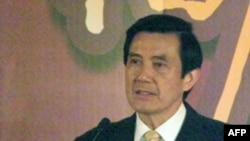 马英九在大陆台商春节联谊活动致词
