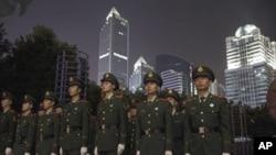 广州亚运期间加强警戒