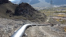 Iranian pipeline (file photo)